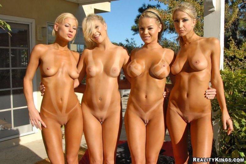 много голых девушек видео фото