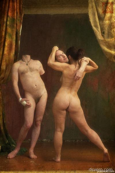 Разные голые девушки