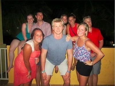Юмор между ног