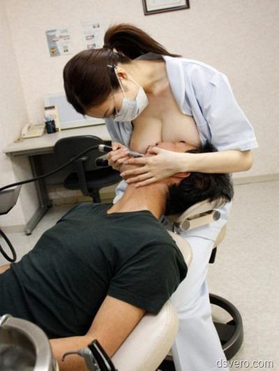 Спасение от страха перед стоматологом