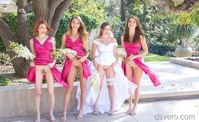 Эротика девушек группами