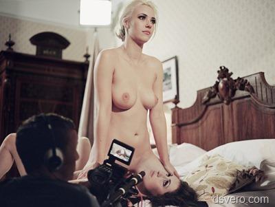Фотографии со съемок порно