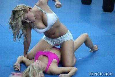 Сексуальный женский спорт