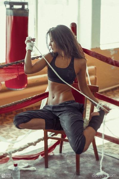 Голый и сексуальный спорт, девушки